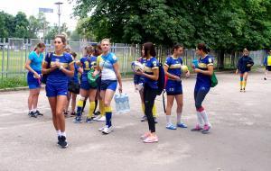 Впервые в Харькове пройдут игры чемпионата Европы по регби-7 среди женщин