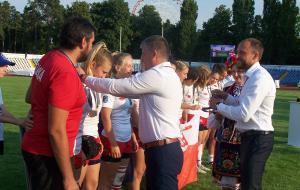 Сборная Украины заняла 12 место в чемпионате Европы в Харькове