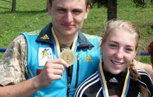 Двойной успех харьковских биатлонистов