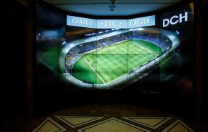 Александр Ярославский открыл выставку-музей «Евро-2012» в отеле «Kharkiv Palace»