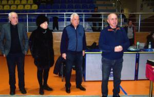 Кубок памяти Анатолия Харченко выиграла команда Дарьи Апанащенко