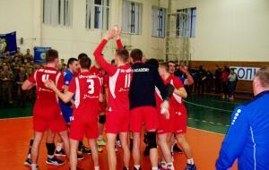 Харьковская «Юракадемия» вышла в полуфинал чемпионата Украины по волейболу