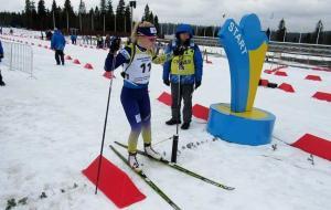 Начался взрослый чемпионат Украины по биатлону
