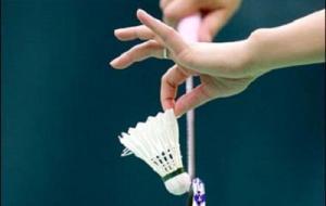 В Харькове проходят масштабные турниры по бадминтону