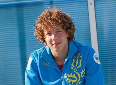 Харьковский пловец Илья Тесленко ставит новый рекорд