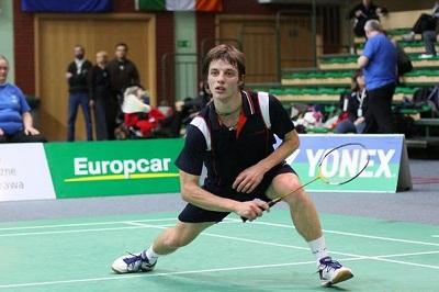 Завадский стал третьим на Кубке Европы