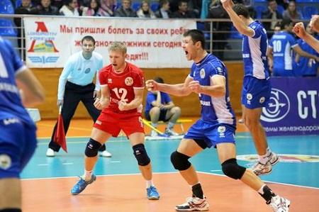 В составе сборной Украины волейбольную Евролигу выиграли 9 харьковчан