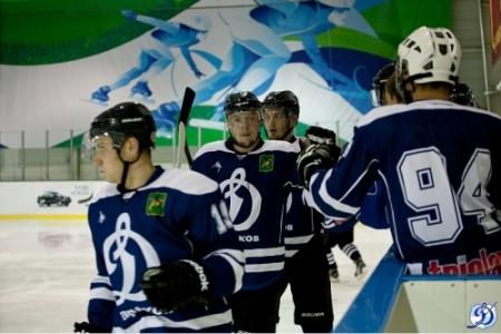 Харьковское «Динамо» сыграет в чемпионате Украины по хоккею