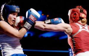 В Харькове состоялся Кубок Украины по боксу среди женщин