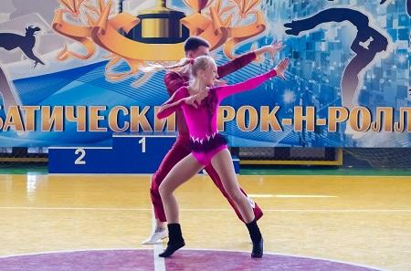 Харьковчане - чемпионы мира по акробатическому рок-н-роллу
