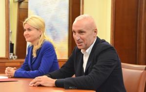 Ярославский: Рад, что в Харькове звучит гимн Лиги Чемпионов