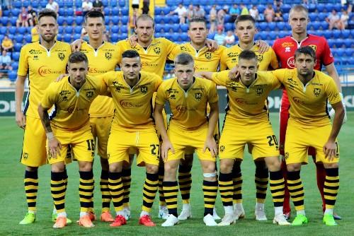 Харьковский «Металлист 1925» начал выступление в первой лиги с победы, а ФК «Кобра» - с поражения