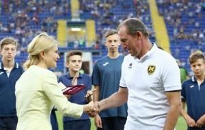 Александр Горяинов получил орден