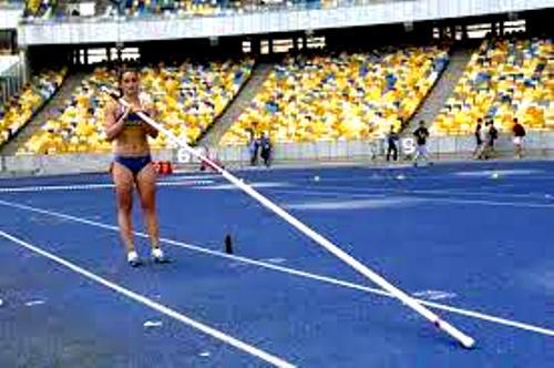 Марина Килипко заняла 8 место на чемпионате Европы