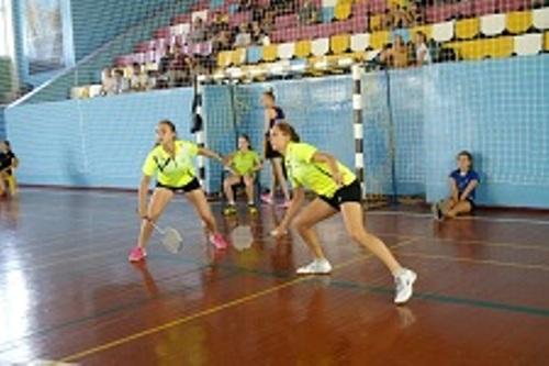Харьковские бадминтонисты победили на «Кубке Независимости»
