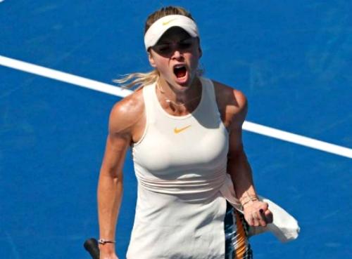 Элина Свитолина преодолела первый круг US Open