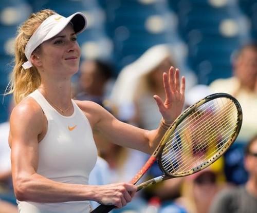 Элина Свитолина вышла в 1/8 финала открытого чемпионата США