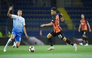 «Шахтер» в Харькове победил «Мариуполь» 2:0