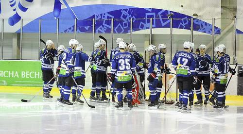 Харьковское «Динамо» заявилось на хоккейный сезон 2018-2019 годов