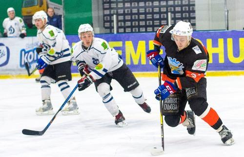 В 9-м туре «Динамо» проиграло на выезде ХК «Кременчуг»