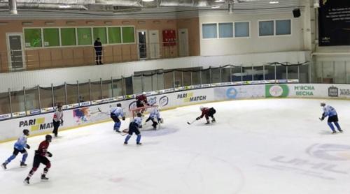 Харьковская СДЮСШОР одержала одну победу в четырех матчах