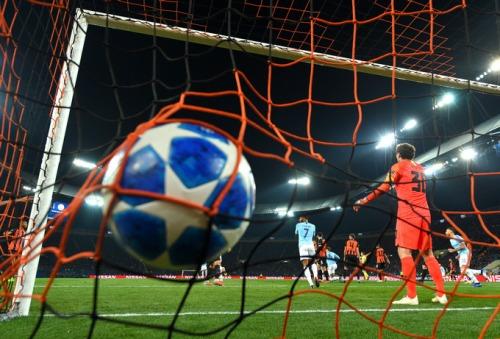 «Шахтер» без Тайсона и Марлоса проиграл в Харькове «Манчестер Сити» со счетом 0:3