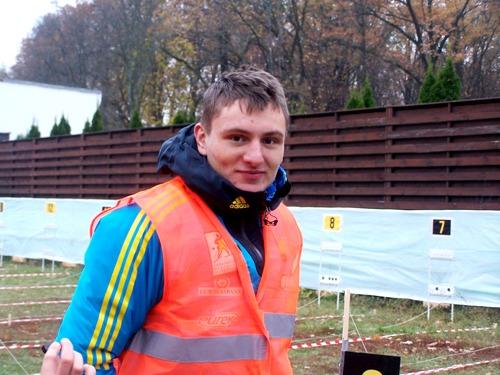 Три харьковских биатлониста в составе юниорской сборной Украины отправились в Финляндию