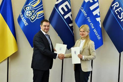 Совместное заявление ФФУ и ХОГА о проведении в Харькове матча за Суперкубок УЕФА