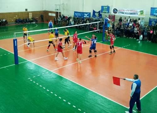 Харьковские «Юракадемия» и «Локомотив» выбыли из розыгрыша Кубка Украины по волейболу