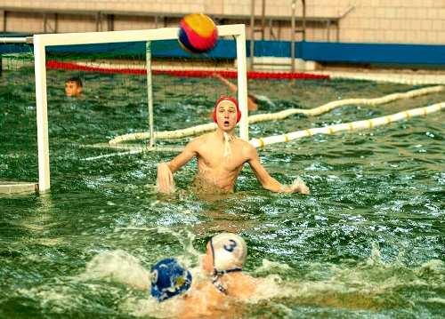 Сборная Харьковской области стала бронзовым призером чемпионата Украины по водному поло среди юношей 2004 года рождения