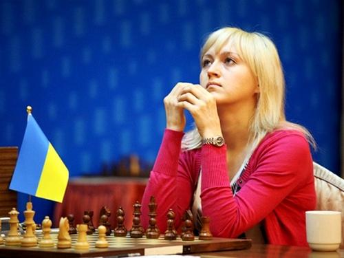 Харьковчанка Анна Ушенина вышла во второй круг чемпионата мира по шахматам