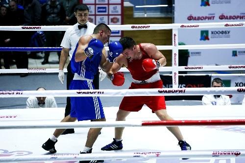 Десять медалей харьковских боксеров на домашнем чемпионате Украины