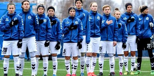Футболистки харьковского «Жилстроя-1» перед зимним перерывом порадовали своих болельщиков победой со счетом 11:0