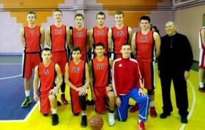 Юные харьковские баскетболисты одержали 6 побед в 6 матчах юношеской лиги Украины