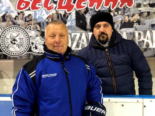 Александр Куликов - главный тренер ХК «Динамо» (Харьков)
