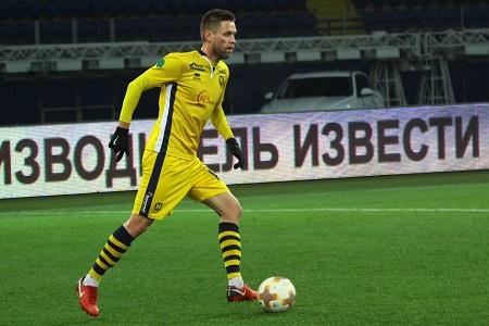 Дмитрий Поспелов - лучший защитник ФК \