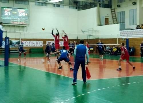 «Юракадемия» имела два матчбола, но все же проиграла ВК «МХП-Винница» во втором поединке восьмого тура