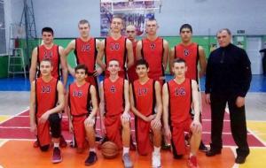 Сборная Харьковской области по баскетболу продолжает играть без поражений