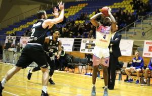 Баскетболисты «Политехника» победили «Черкасских Мавп»