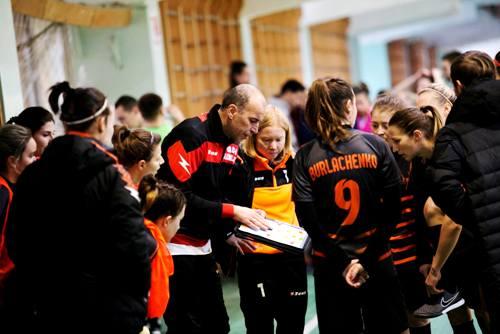 В четвертьфинале Кубка Украины «ТЕСЛА» встретится с киевским клубом «IMS-НУХТ»