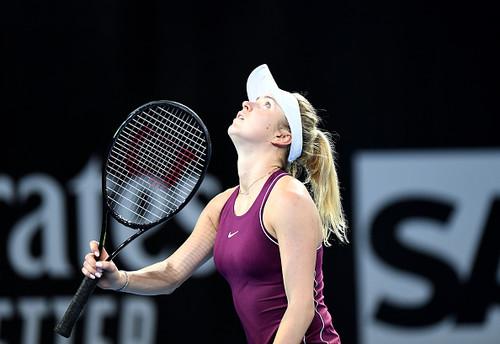 Элина Свитолина потерпела поражение в Брисбене на международном теннисном турнире