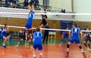 Харьковская «Юракадемия» выиграла первый матч в Чернигове у «Буревестника-ШВСМ»