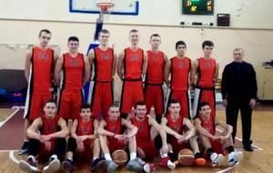 Сборная Харьковской области по баскетболу (U-17) выиграла первый матч в домашнем туре