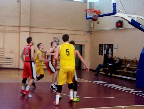 Важная победа сборная Харьковской области по баскетболу (U-17) над киевской командой «КСЛИ Киев-Баскет»
