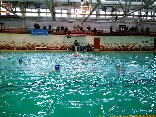 Сборная Харьковской области выиграла в первом матче третьего тура чемпионата Украины среди мужчин