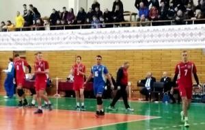 «Юракадемия» проиграла во Львове в первом матче 12-го тура чемпионата страны