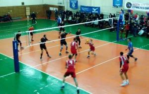 И в повторном матче 12-го тура «Юракадемия» уступила на выезде львовскому «Баркому-Кажаны»