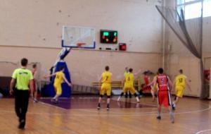 Харьковчане добились третьей победы в домашнем туре