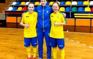 Три игрока харьковского клуба «ТЕСЛА» выступят в «Финале четырех» чемпионата Европы по футзалу среди женщин