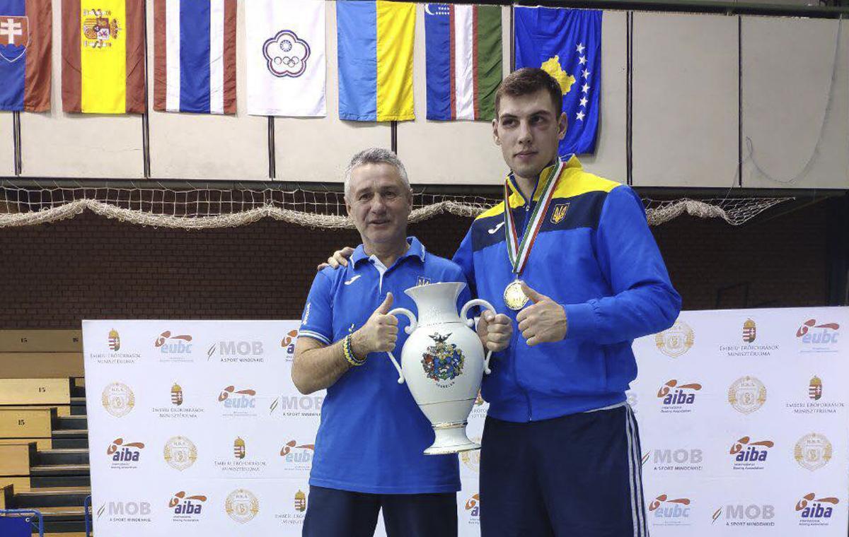 Харьковский боксёр завоевал бронзовую медаль на международном турнире